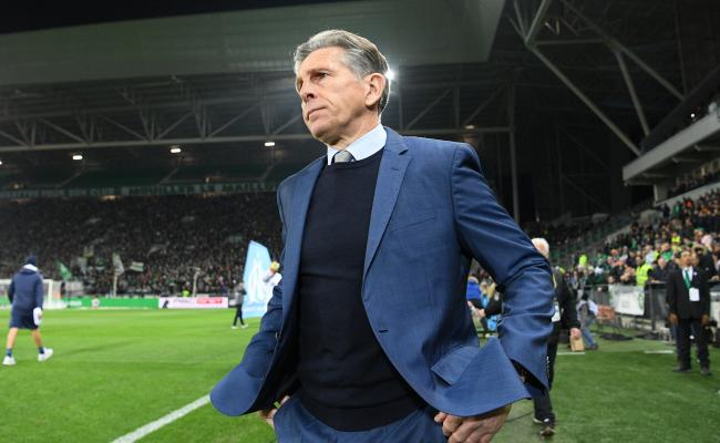 AS Saint-Etienne : Ligue 1 – 27th day – Derby against Lyon: Saint-Etienne with Bouanga, Diony and Honorat?    ASSE